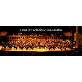 Dvd-conserto Comemorativo 20 Anos -filarmonica-frete Gratis