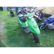 Fundo Do Assoalho P/ Scooter Jog Da Yamaha / 96 .