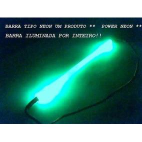 4 Barras Led Neon 25 Cm Acende Como Neon Frete + Barato