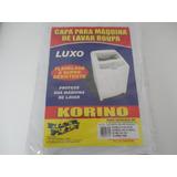 Capa De Maquina De Lavar - Electrolux 9,12 Kg 10 Kg Limpeza
