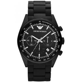 0c5ece4befa Relógio Emporio Armani Ar5981 Preto Com Caixa Frete Grátis. R  474 99. 12x R   39 sem juros