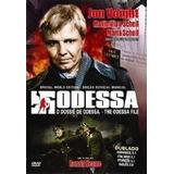 Dvd O Dossiê De Odessa (1974) Jon Voight Maximilian Schell