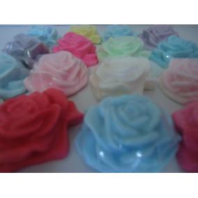 100 Rosas Grande De Sabonete... Lembrancinhas !!!