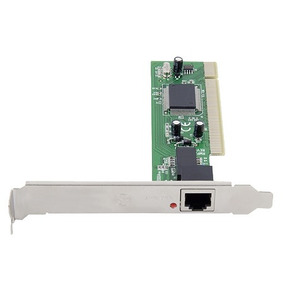 Placa De Rede Pci Fast Ethernet Pef - 132 Intelbras