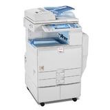 Ricoh Aficio Mp4000, Impresión, Copia, Escaner De Red, Fax,
