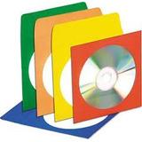 Envelope De Papel Com Visor Para Cd / Dvd 100 Unid Inkfast