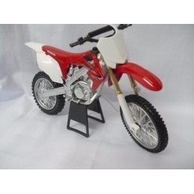 Miniatura Moto Crf 450 Escala 1/12 Motocross Velocross Ofert