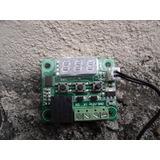 Termostato Digital Controlador De Temperatura W1209