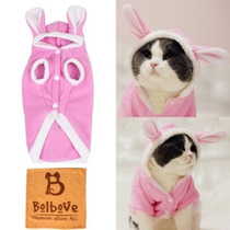 Disfraz Para Perro Traje De Conejo Bro