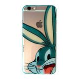 Carcasa Para Iphone 6 / 6s Looney Tunes Bugs Bunny