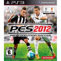 Pro Evolution Soccer Pes 2012 Ps3 :: Virtual Zone