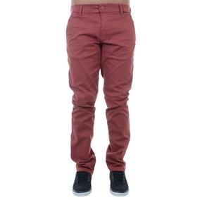 Calça Masculina Hang Loose Vermelha