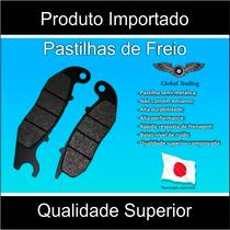 Pastilha De Freio Honda Cg Fan 125 (2013 Em Diante)