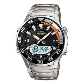 b0b9bbfae37 Esca A0ent6 G63 Casio - Relógios De Pulso no Mercado Livre Brasil