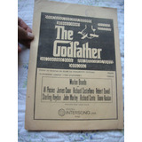 Partitura Musica Antiga Filme - The Godfather