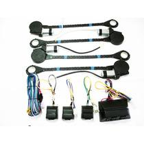 Máquina De Vidro Elétrico Universal 4 Portas Kit Completo