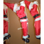 Papai Noel Escalador Natal Enfeite Decoracao Natalina