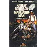 Vhs Harley Davidson E Marlboro Man- Caçada Sem Tréguas