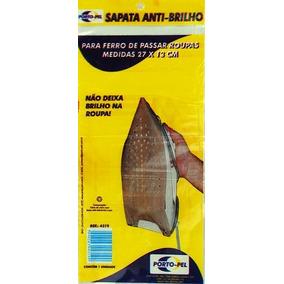 Sapata Anti-brilho Para Ferros De Passar Roupas