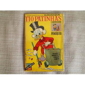 Coleção - Tio Patinhas Nº 36 - Julho De 1968 - Raridade