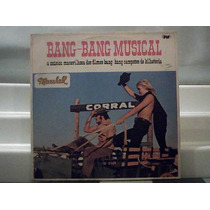 Bang Bang Musical - Los Machos - Once Upon A Time - Lp Filme