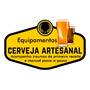 Kit Equipamento 20l Cerveja Artesanal Iniciante Frete Grátis