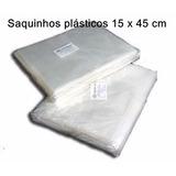 Saquinhos Plásticos P/ Embalar Algodão Doce