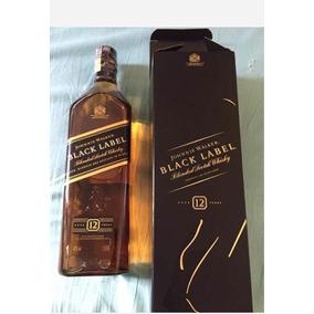 Whisky Black Label Original Lacrado Promo 6 Por 495 Reais