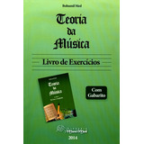 Livro De Exercícios Teoria Da Música Bohumil Med Fretegrátis