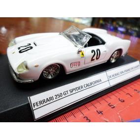 Vitesse 1/43 Ferrari 250 Gt Spyder California 24hs Spa 1960