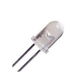 10x Led 5mm Infravermelho Iv Ir + Resistores Grátis