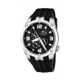 07ae90d6ea28 4 Reloj Lotus Cron%c3%b3grafo Modelo 15677 Hombre De Pulsera - Reloj ...