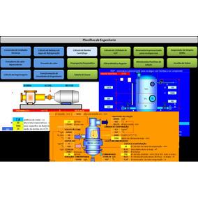 Pacote De Planilhas De Engenharia - Cálculo