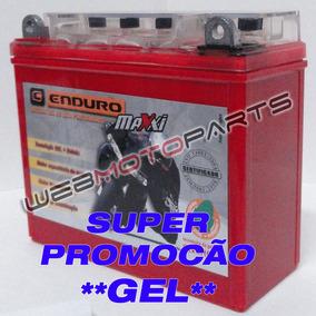 Bateria Gel Moto Honda Cbx 200 Strada Xt 225 Xr200 Nx150 **