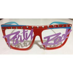Oculos Lmfao Party Rock Sunglasses Neon Retro Original