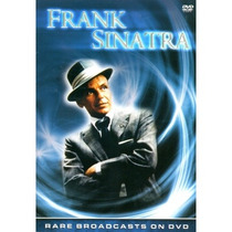Dvd Frank Sinatra: Rare Broadcasts On Dvd