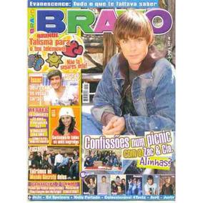 Zac Efron / Hsm / High School Musical: Capa + Matéria Bravo