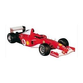 Miniatura F2002 Schumacher - Ed.04 - Lote 20 Unidades