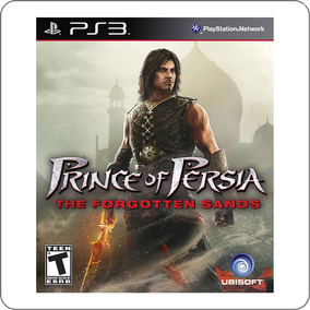 Prince Persia The Forgotten Sands - Original Ps3 Digital Psn
