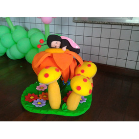 Esculturas De Chão Para Festa Joaninha