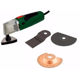 Kit Lixadeira Multi Função Oscilante Dwt +3 Discos De Cortes