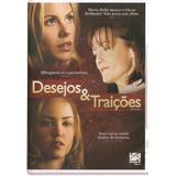 Dvd Desejos & Traições - Novo***
