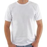 Camisetas Malha Fria Camisa (pv) Excente P/ Estampas