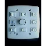 Controle Para Ventilador De Teto 4x4 Com 6 Interruptores