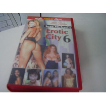 Vhs Adulto Original = Erotic City 6 = Forplay Vitorsvideo