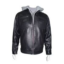 1054 Homens Four Season Roupas De Couro Wearable Jacket Peti