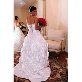 Vestido De Noiva Moderno R$ 699,40