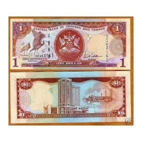 Trinidad E Tobago 1 Dollar 2006 P. 46a Fe Cédula - Tchequito