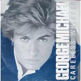 George Michael Raro Compacto De Vinil Careless Whispers 1984
