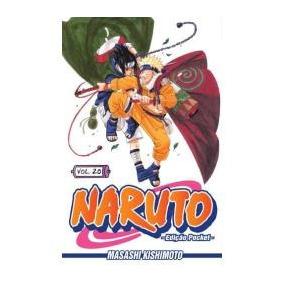 Naruto Pocket - Mangá - Panini - Volume 1
